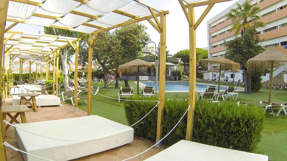 Media pensión en familia, en un hotel en el parque de Doñana, con acceso al spa (desde 3 noches)