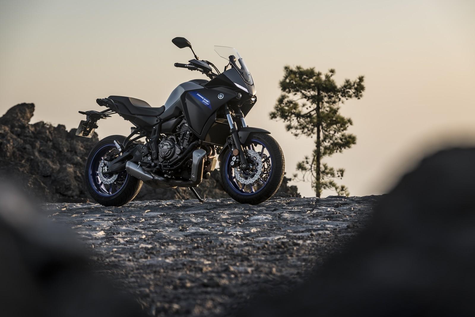 Foto de Yamaha Tracer 700 2020, prueba (44/47)