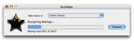 AutoRate, valora tus canciones en iTunes automáticamente