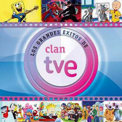 """Las canciones infantiles de la tele: """"Los Grandes Éxitos de CLAN TV"""""""