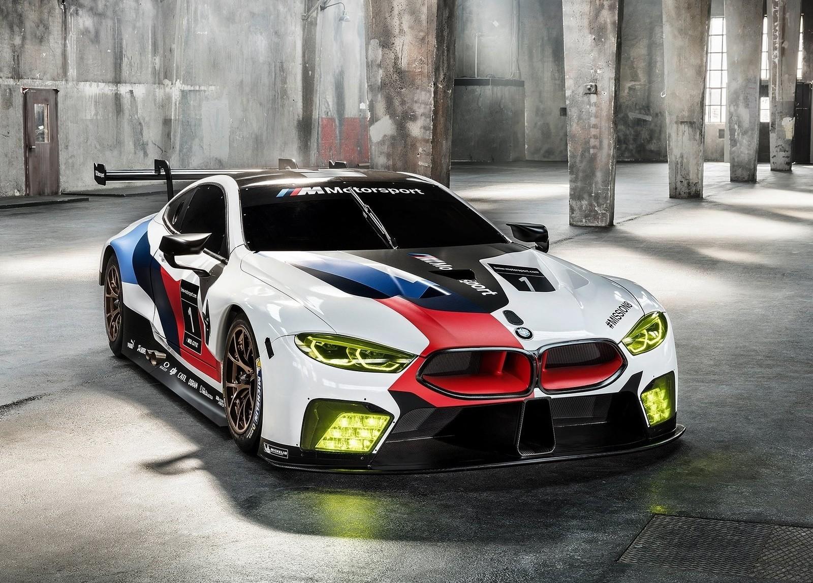 Foto de BMW M8 GTE (3/10)
