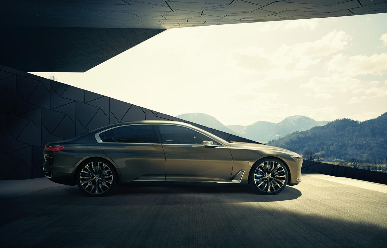 Foto de BMW Vision Future Luxury (22/42)