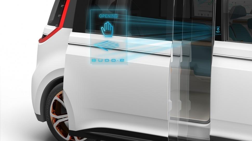 Foto de Volkswagen BUDD-e concept (18/30)