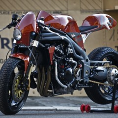 Foto 6 de 7 de la galería triumph-weslake-by-olivi-motori en Motorpasion Moto