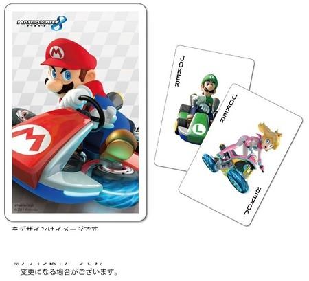 Cartas de Mario Kart 8