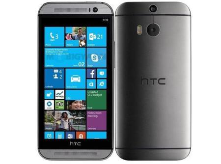 El HTC One M8 con Windows Phone 8.1 podría estar más cerca de lo esperado