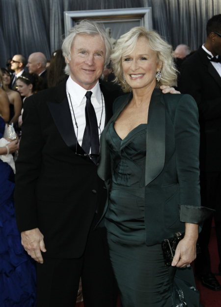 glenn close oscars 2012