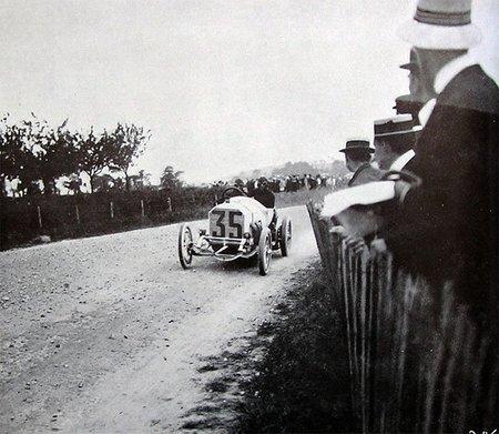 Conquistando el paraíso: Gran Premio del ACF de 1908, el final de una era (Segunda parte)