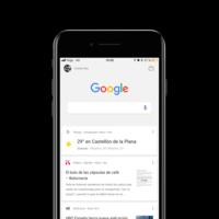 Google Search para iOS ahora viene con News Feed, una sección con noticias y temas personalizados para cada usuario