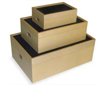 Jennnifer Delonge: Cajas para almacenar