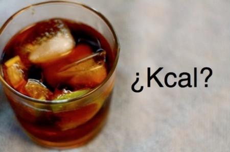 Adivina adivinanza: ¿cuántas calorías tiene una copa?