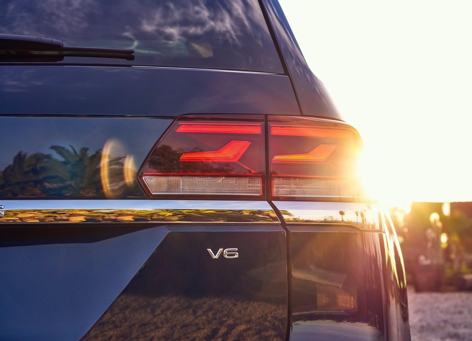 Foto de Volkswagen Teramont 2021 (7/9)