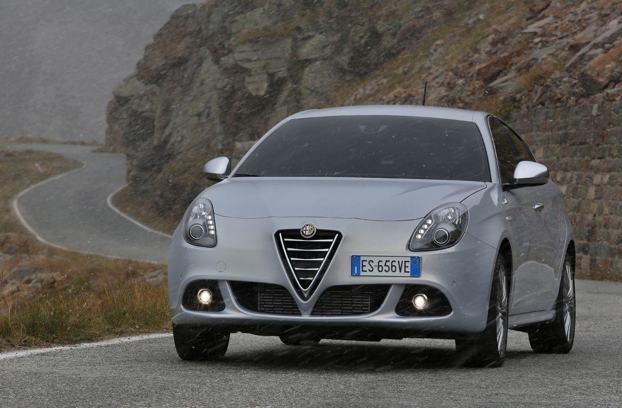 Foto de Alfa Romeo Giulietta 2014 (7/38)
