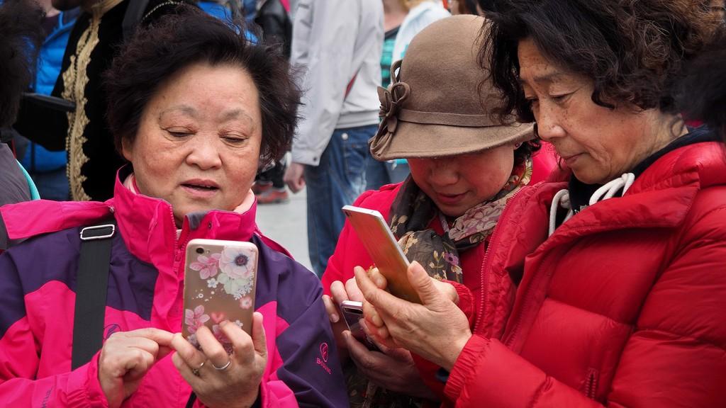 """""""Yo vivo en China y no conozco a nadie que tenga el sistema de crédito social"""""""