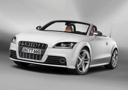 Audi TTS, la información oficial