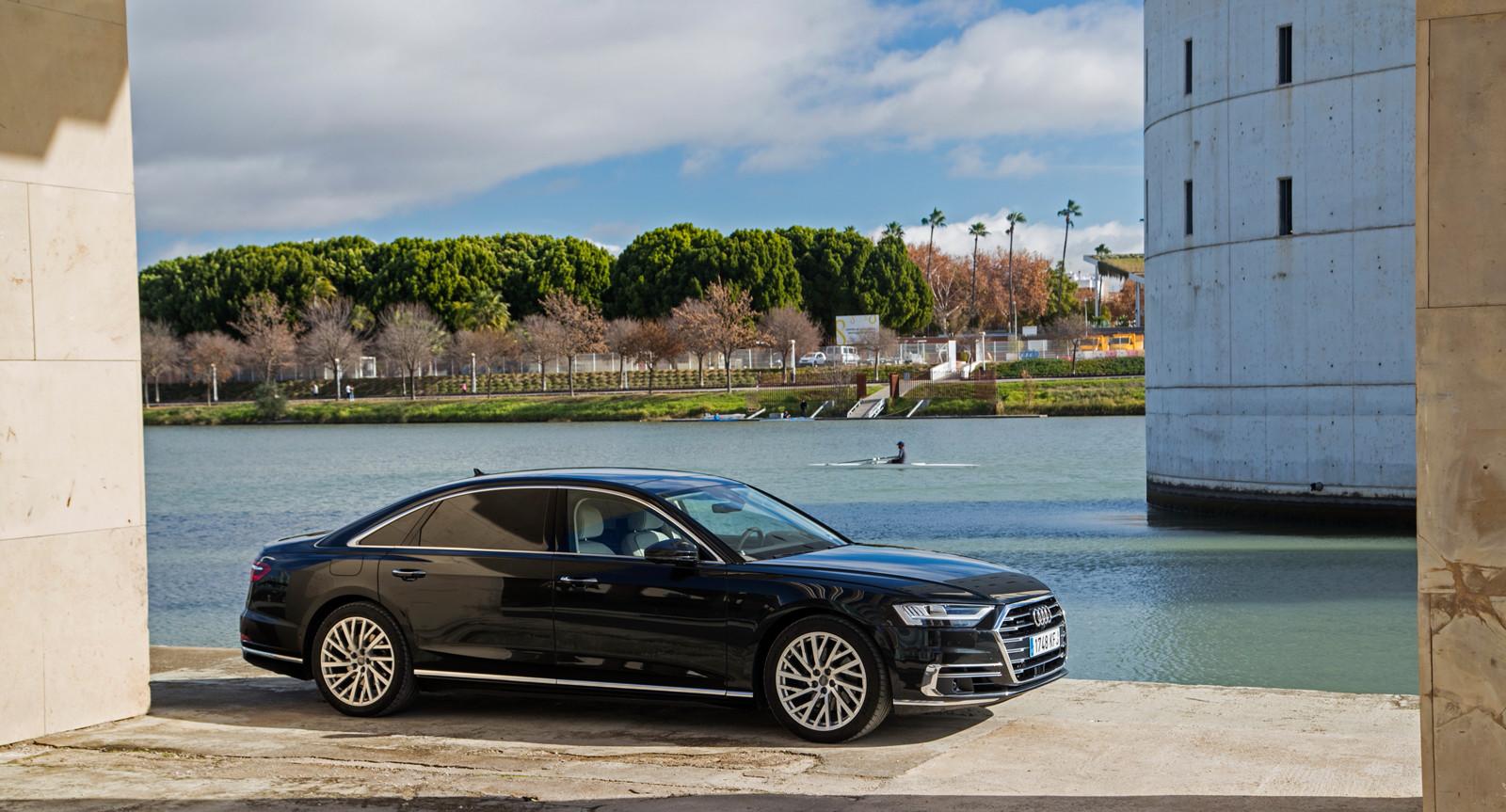 Foto de Audi A8 2018 (presentación) (46/81)