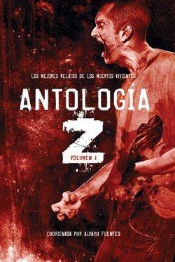 Portada 'Antología Z'