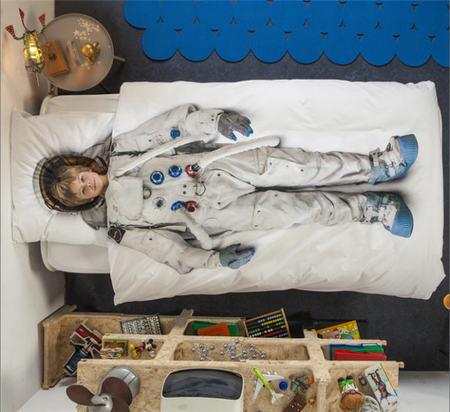 Ropa de cama para convertir el sueño de los niños en una aventura