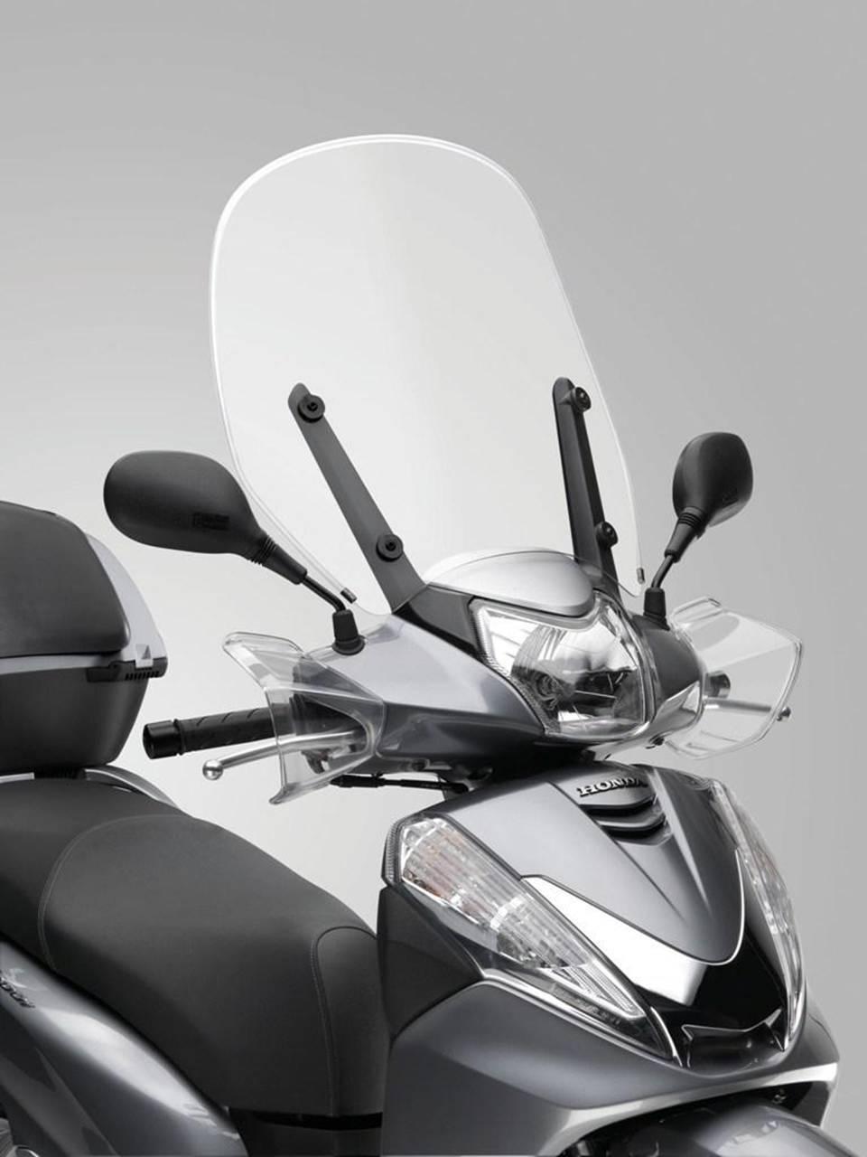 Foto de Honda Scoopy SH300i, prueba (valoración y ficha técnica) (12/41)