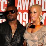 El movidón twittero entre Kanye West y Amber Rose acaba de empezar