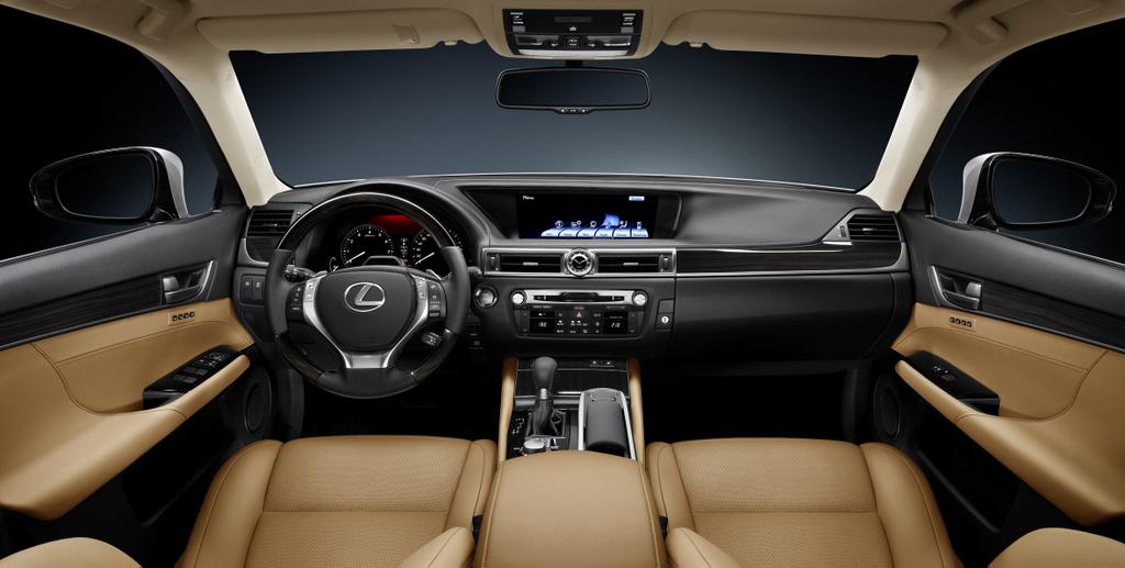 Foto de Lexus GS 2012 (14/21)