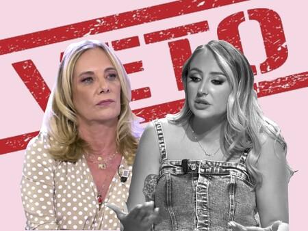 El hashtag #TodosConBelénRo incendia las redes: Este es el nuevo veto de Rocío Flores a Belén Rodríguez que ha vuelto a indignar a la audiencia