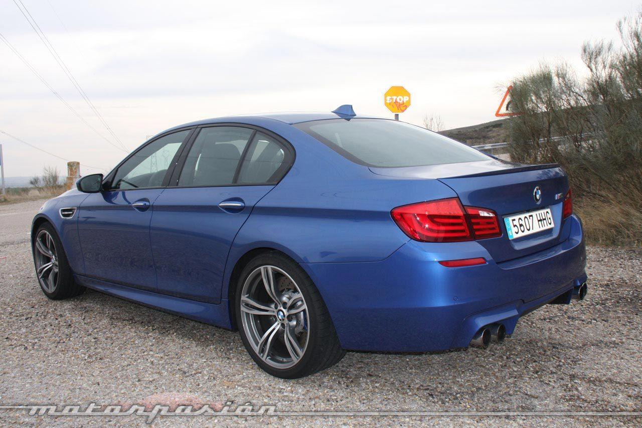 Foto de BMW M5 (Prueba) (99/136)
