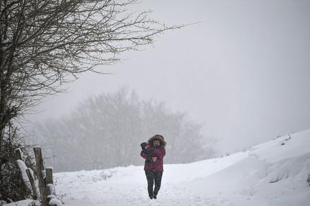 Nieve Pamplona