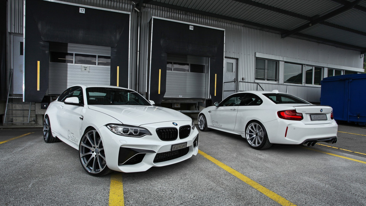Foto de Dähler Design & Technik BMW M2 Coupé (26/26)