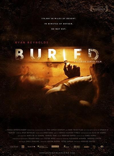 'Buried' ('Enterrado'), cartel de lo nuevo de Rodrigo Cortés