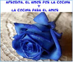 Afrodita, el amor por la cocina y la cocina para el amor