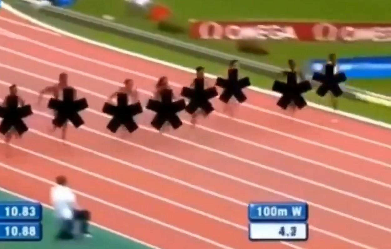 Irán no censura a las atletas con barras negras: el vídeo viral tiene tres años y es falso