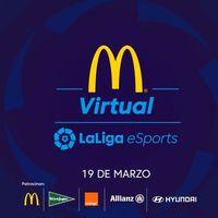 Nace la McDonald's Virtual LaLiga eSports de la mano de LVP y busca ser la referencia en FIFA