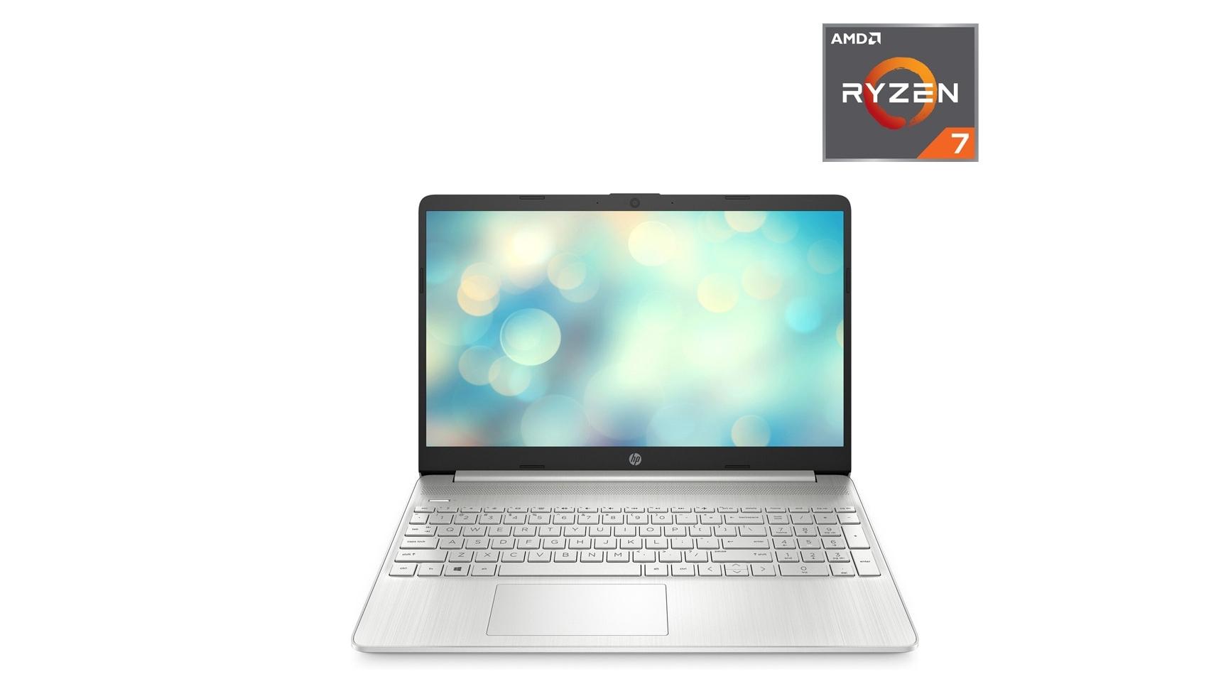 Portátil HP 15s-eq0008ns