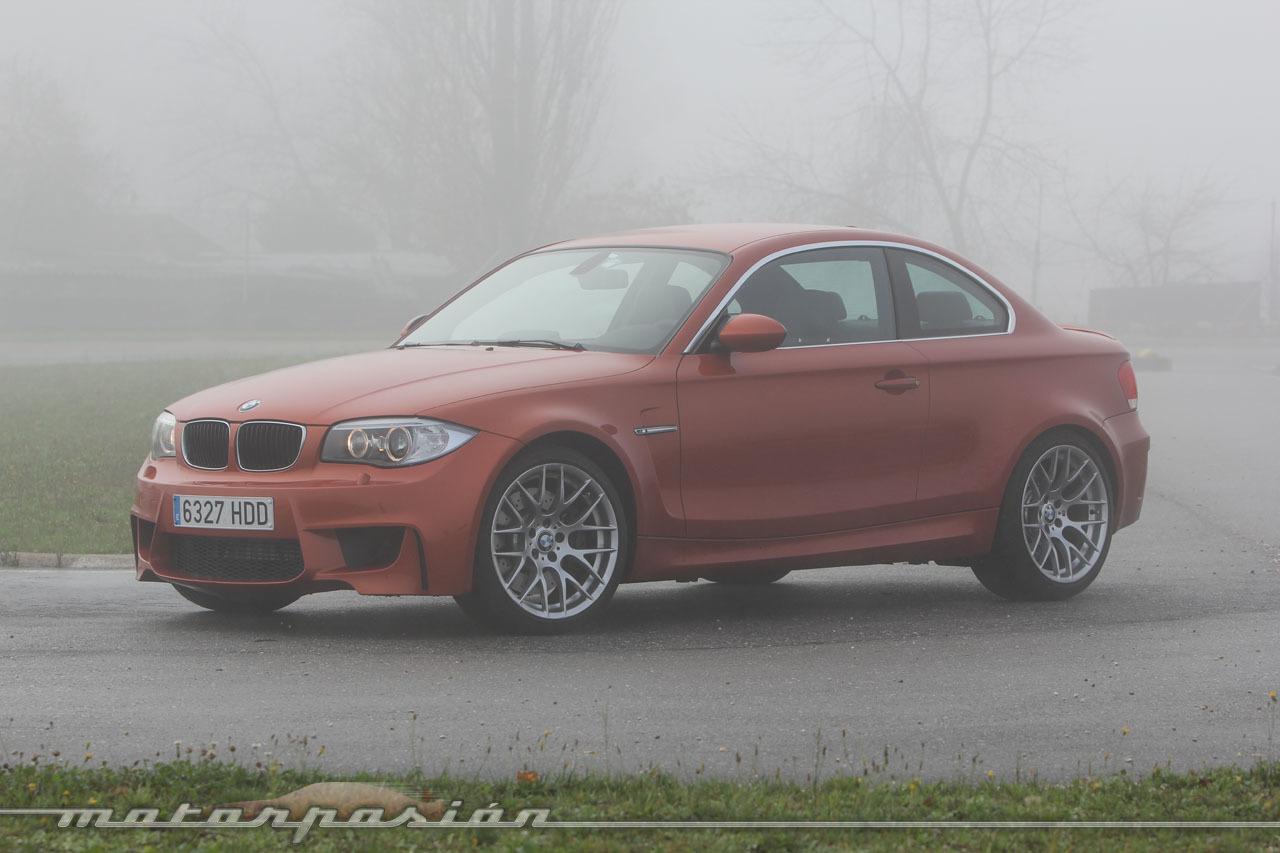 Foto de BMW Serie 1 M Coupé (Prueba) (31/60)