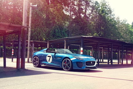 Jaguar Project 7 - el one-off inspirado en el D-Type