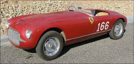 primer Ferrari