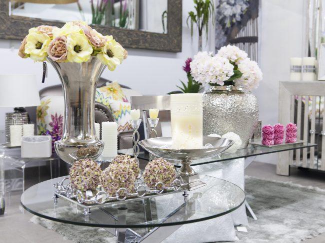 Flores y plantas artificiales desde azumara nos dan los - Decoracion con flores artificiales ...