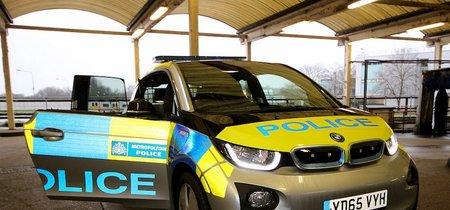 Scotland Yard va a comprar más de 250 vehículos eléctricos y a hidrógeno este año