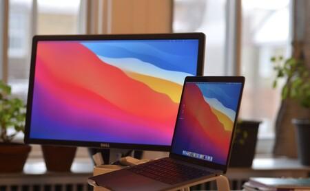 Mac con pantalla