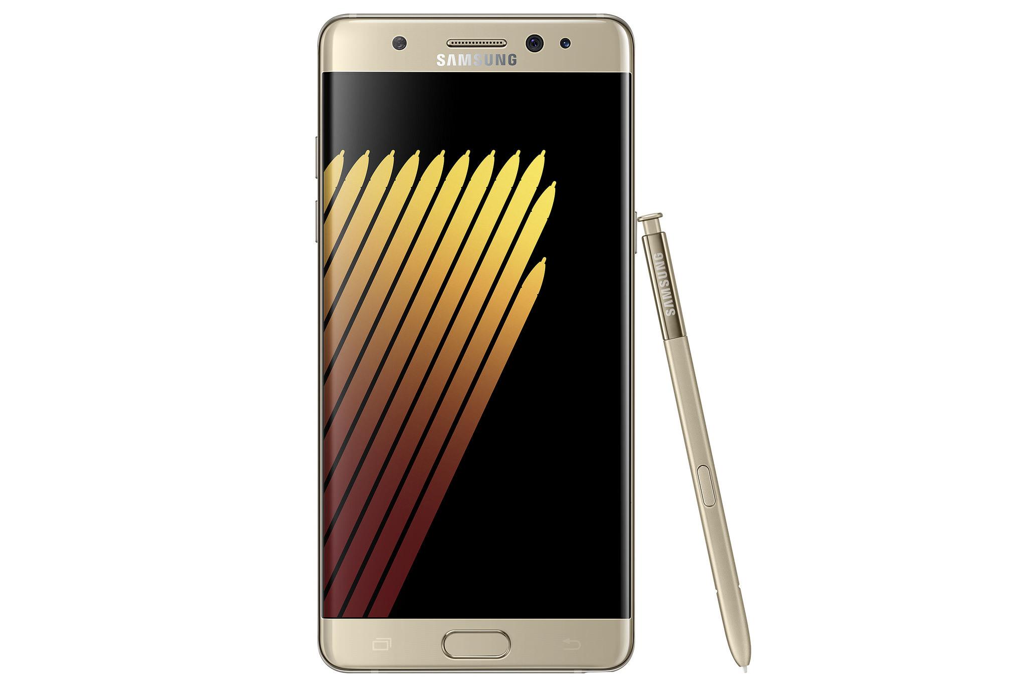 Foto de Galaxy Note 7 (3/8)
