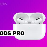 Los avanzados AirPods Pro están de oferta en eBay a 189 euros y con envío desde España: cancelación de ruido activa y chip H1