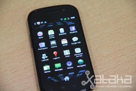 Nexus S Android 2 3
