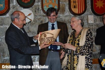 Homenaje a Jesús María Oyarbide