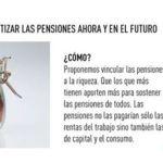 Mantener las pensiones con más impuestos como propone el PSOE, ¿Buena idea?