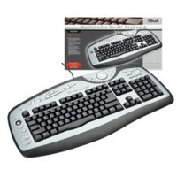Trust Multimedia Scroll Keyboard KB-2200