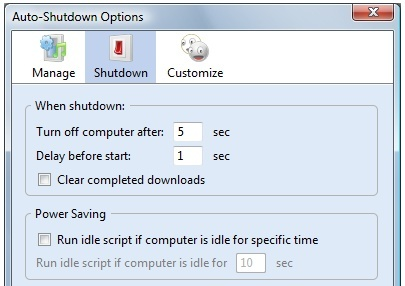Apaga tu ordenador cuanto terminen tus descargas en Mozilla Firefox