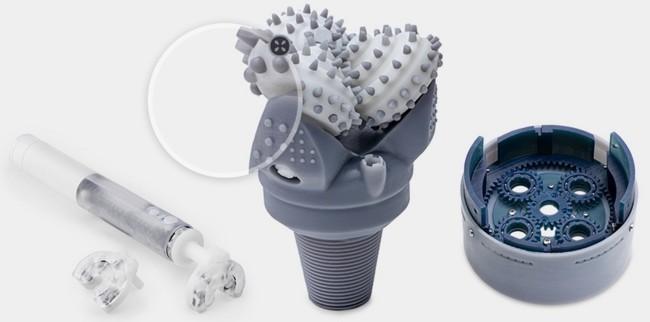 Form 2 Formlabs, ejemplos de impresión 3D