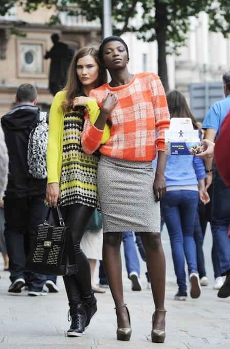 Primark campaña Otoño-Invierno 2012/2013: vestir de manera económica para todas las situaciones es posible