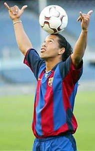 Ronaldinho y Villa serán portada de Fifa 07 en España